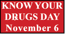 KnowYourDrugsDay